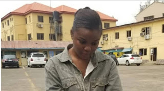 Police Parades 21 Year UNILAG Undergraduate For Allegedly Killing Super TV MD ( Video)