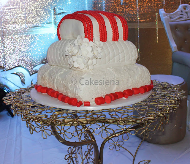 traditional wedding cake, traditional wedding, nigerian wedding, wedding cake