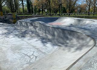 skate park la madeleine 2021