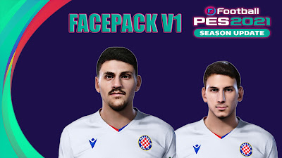 PES 2021 Mega Facepack V1 by BrunoHR