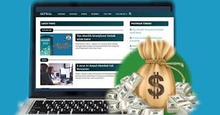 Mengintip Rahasia Memperoleh Pendapatan dari Blog