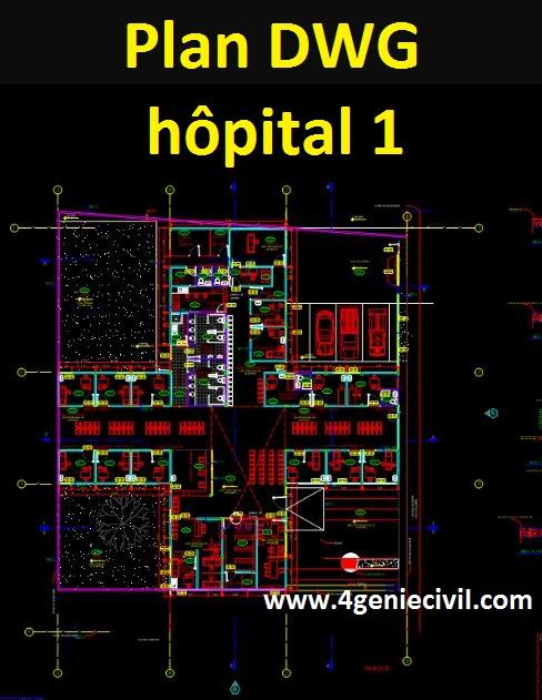 plan de maison individuelle dwg