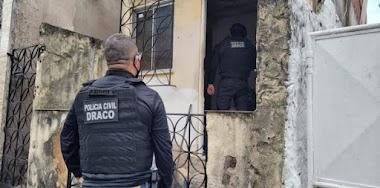 'Operação Cangalha': Dois homens envolvidos em uma série de sequestros são presos