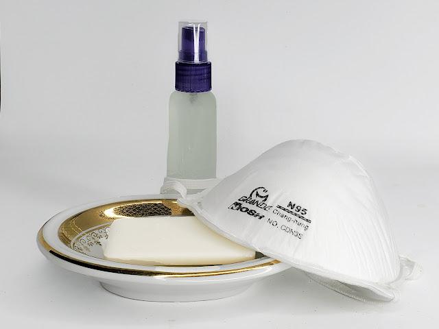 igienizzare mascherine coronavirus