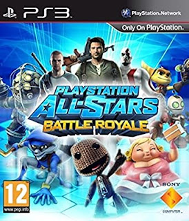 PLAYSTATION ALL-STARS BATTLE ROYALE PS3 TORRENT