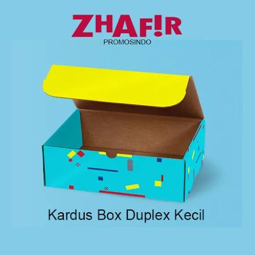 Cetak Kardus Box Duplex Kecil