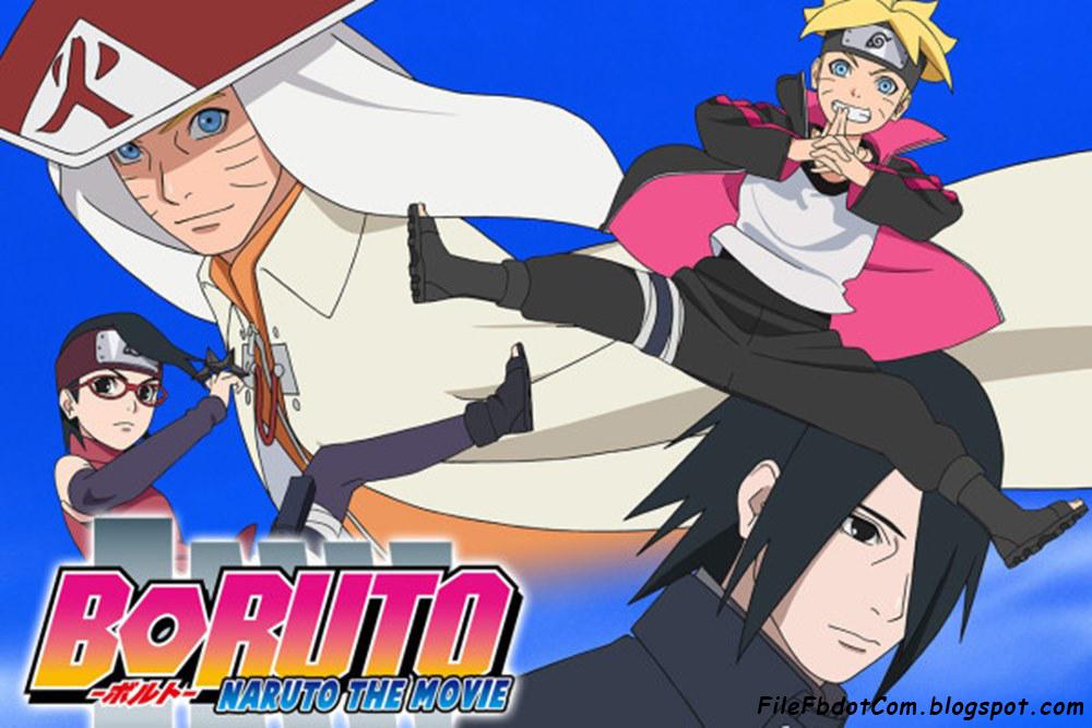 Terjawab, Rupanya Begini Hubungan Anime Boruto dengan Versi Manga dan Movienya!