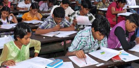 தமிழ்நாடு அறிவியல் தொழில்நுட்ப மையம் சாா்பில் 5, 6, 7, 8-ஆம் வகுப்பு மாணவா்களுக்கு கணிதத் திறன் தோ்வு