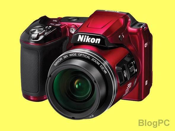 Câmera digital Nikon Coolpix L840 é uma câmera para os aventureiros de plantão