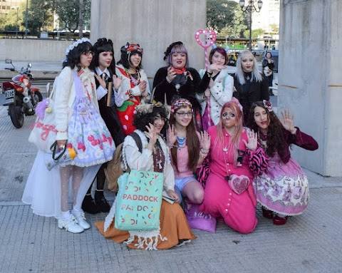 Harajuku Walk Argentina (Buenos Aires) powered by ROCK ME JAPAN #HFWRockMeJapan ♥