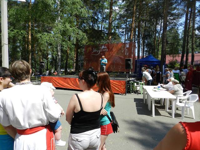 Яшмовая сцена Бажовского фестиваля