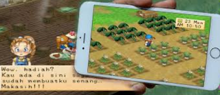 Install game Harvest Moon di Android