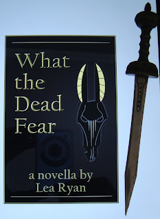 Portada del libro What the Dead Fear, de Lea Ryan