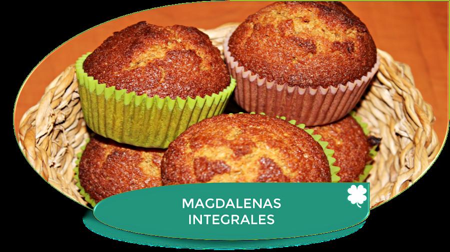 MAGDALENAS INTEGRALES CON PANELA MUY FACILES DE HACER LOS TELARES DE SIL