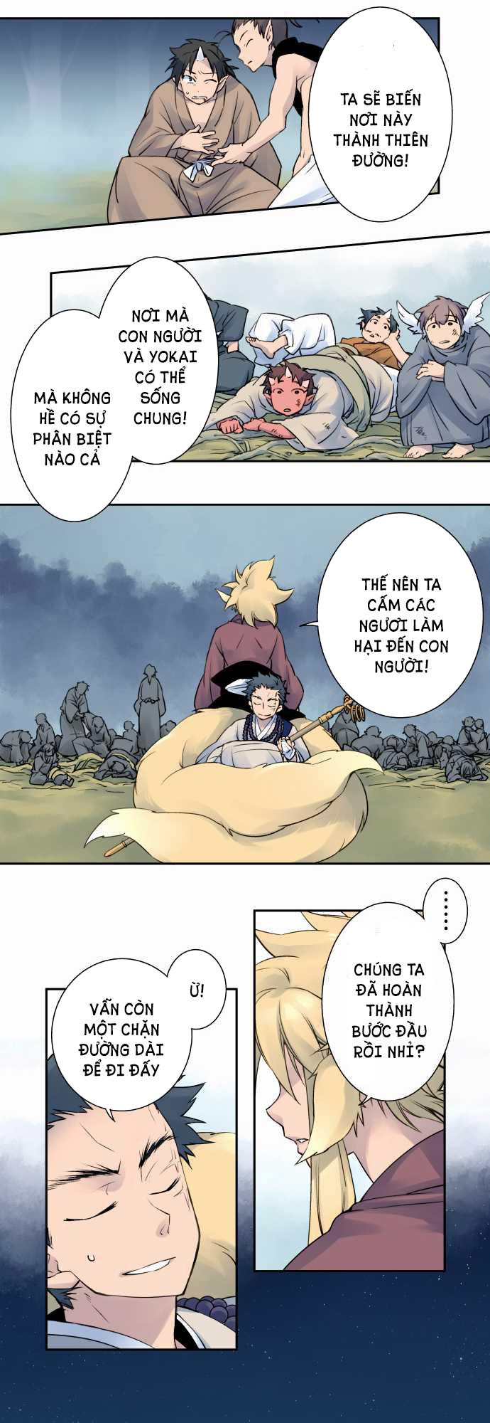 Ake no Tobari - Chương 5 - Pic 12