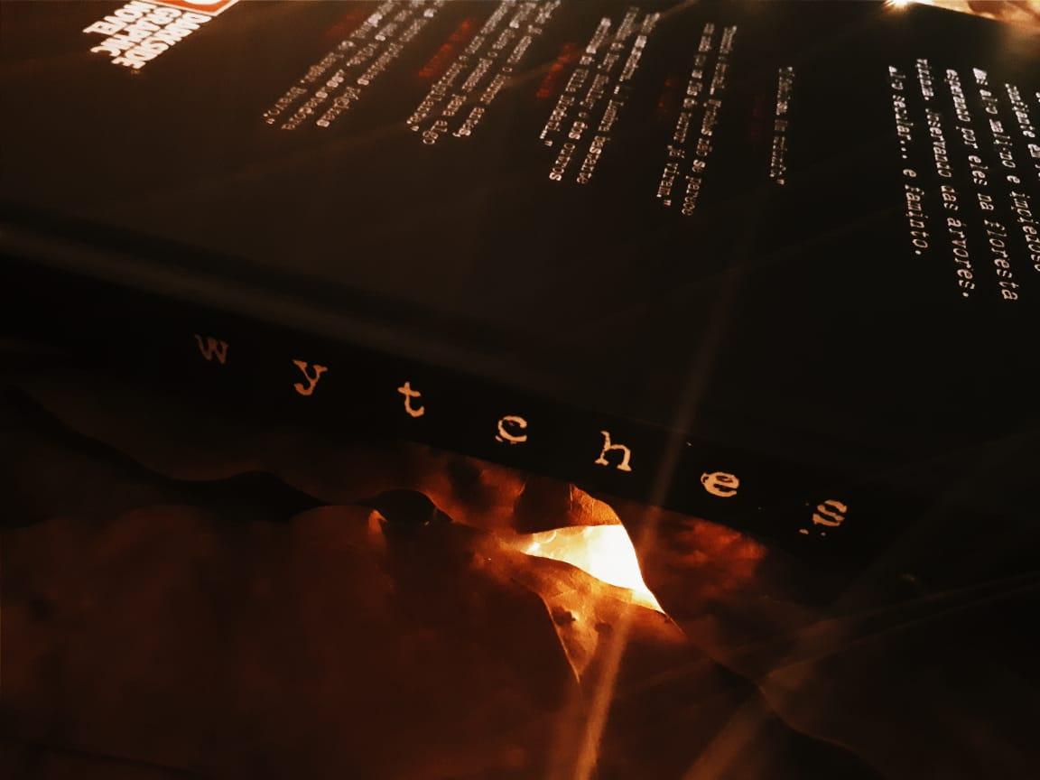 HQ: WYTCHES - SCOTT SNYDER E COLAB