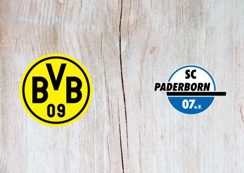 Borussia Dortmund vs Paderborn -Highlights 28 August 2020