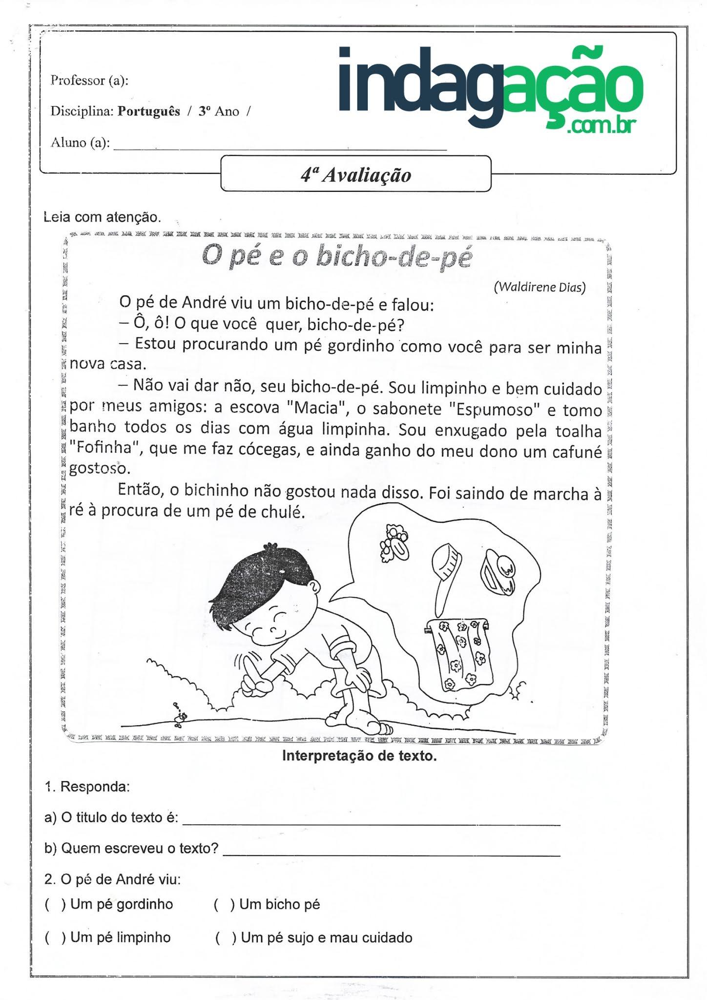 Atividade Substantivo próprio e comum, ortografia c - ç, g - j (2º ano) - Ensino Fundamental