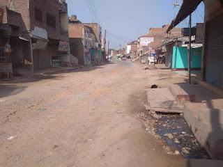 जौनपुर : जनता कर्फ्यू : वाहन न मिलने के कारण जौनपुर से बरदह पैदल गये लोग