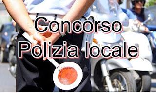 adessolavoro - concorso agenti di polizia locale