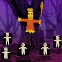 WowEscape-Halloween Grave…