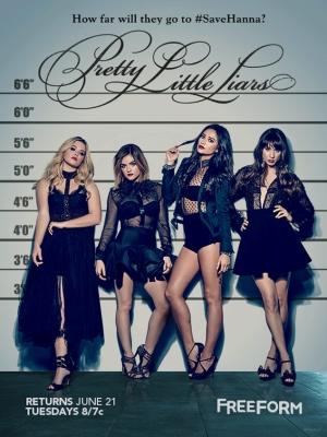 Baixar Pretty Little Liars 7ª Temporada Legendado