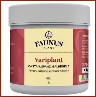 pareri gel variplant fanus plant forum remedii varice cu spanz