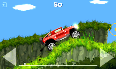 EXION HILL RACING (MOD, UNLIMITED MONEY) APK DOWNLOAD