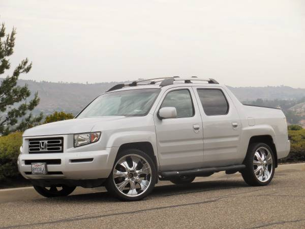 2007 honda ridgeline rtl 4x4 for sale 4x4 cars. Black Bedroom Furniture Sets. Home Design Ideas