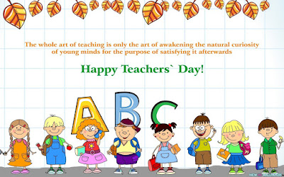 Happy Teachers day Poems in English