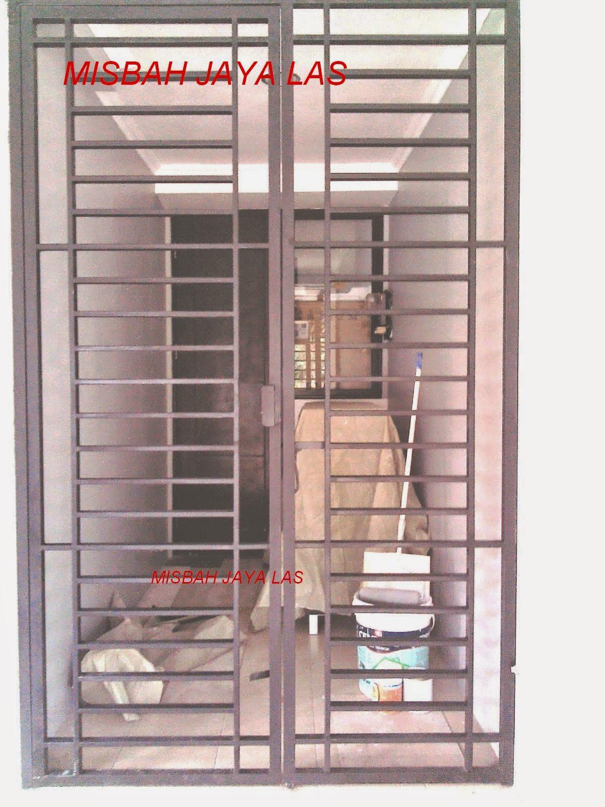 pintu besi cibubur