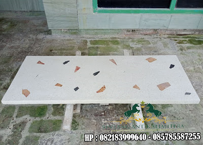 Meja Terrazzo Penambah Keindahan Hunian | Top Table