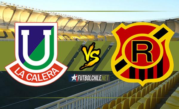 Unión La Calera vs Rangers