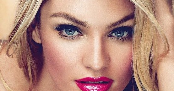 Pale Skin Dark Hair Blue Eyes Makeup : PIN Blogger