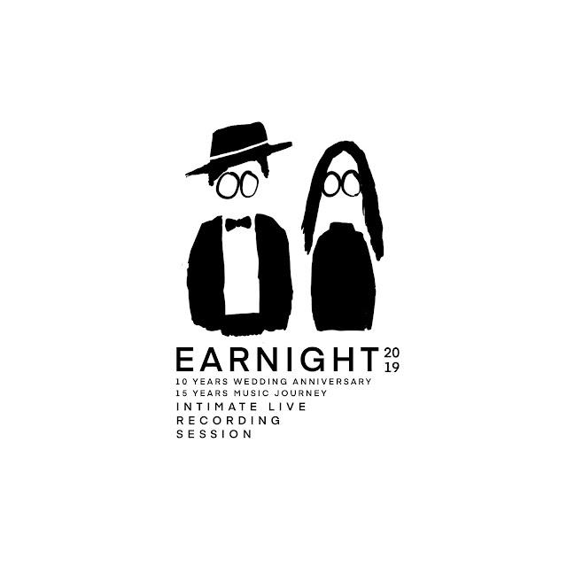 Earnight 2019, persembahan dari Endah N Rhesa rayakan anniversary pernikahan dan karir bermusiknya