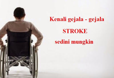 ciri penyakit stroke dan obatnya