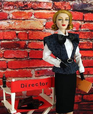 Lady Director Ivy Jordan