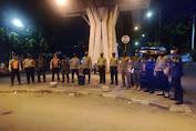 Antisipasi Penularan Covid-19 dan Guantibmas, Tiga Pilar Tambora Gelar Patroli Wilayah