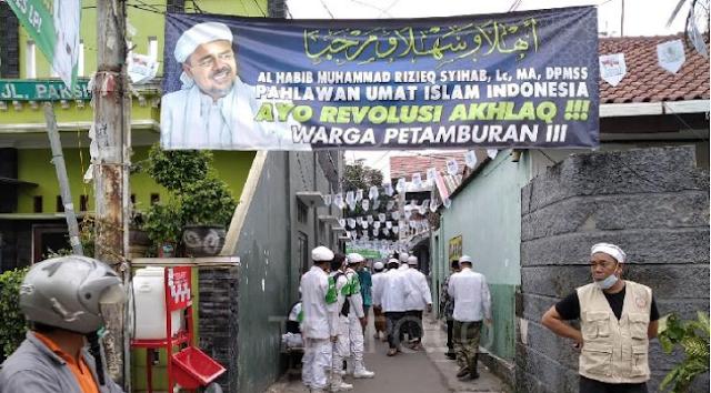 TNI Akan Bersihkan Semua Baliho Habib Rizieq Berisi Ajakan Revolusi