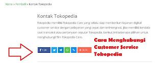 √ Bagaimana Cara Menghubungi Customer Service 2