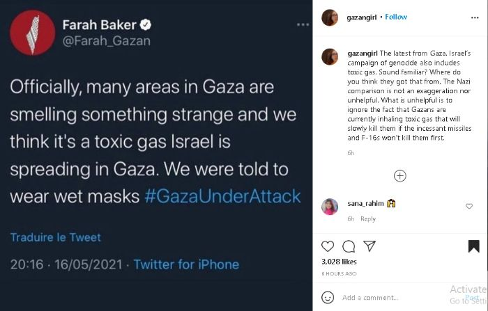 Keterlaluan! Tak Cukup dengan Rudal, Israel Kini Serang Warga Gaza dengan Gas Beracun