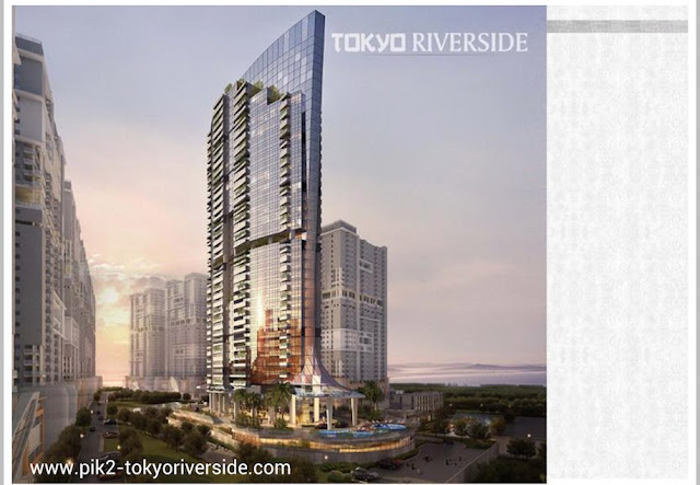 Tokyo Riverside Apartment PIK 2