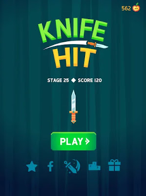Download Game Knife Hit Mod (infinite money) Offline gilaandroid.com