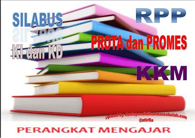 Rpp Pjok Lengkap Kelas 1,2,3,4,5,6 K13 Revisi 2017 Semester One Dan 2