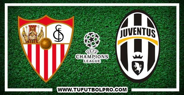 Ver Sevilla vs Juventus EN VIVO Por Internet Hoy 22 de Noviembre 2016