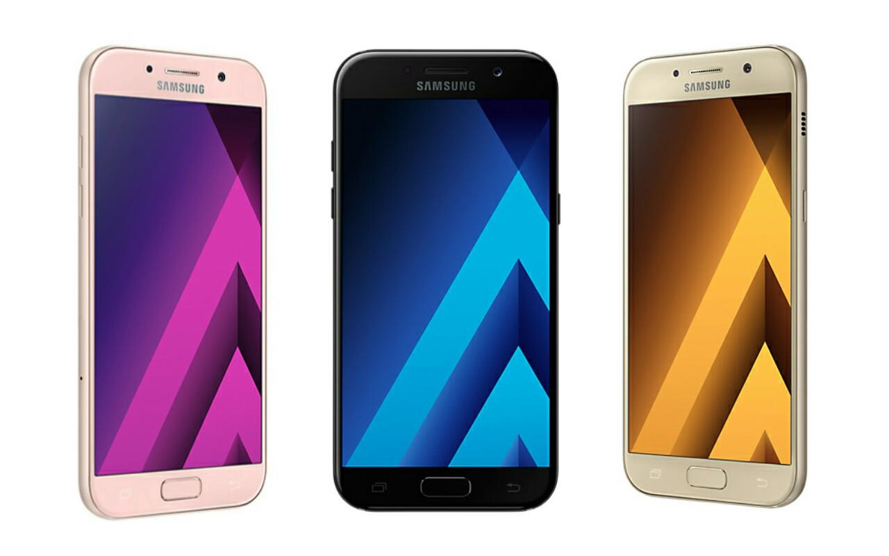 Spesifikasi lengkap Samsung Galaxy A5 2017