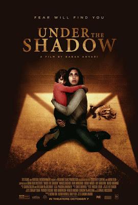 Poster de Under the Shadow 2016