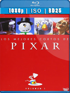 Los cortometrajes de Pixar – Volumen 1 (2015) BD25 [1080p] Latino [GoogleDrive] SXGO