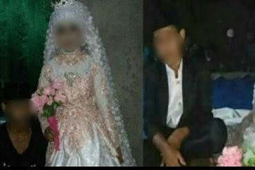 Pulang Malam, Remaja 12 Tahun Dinikahkan Orangtuanya