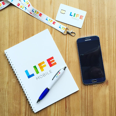LIFE Mobile, Maxi SIM Only Tariff, Maxi Tariff, Phone Network, review, SIM Only Contract, SIM Only Tariff, 30 Day Contract,